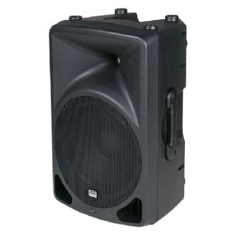 DAP-Audio Splash 12A DJ PA Bi-Amp 2-Way Active Speaker | Sound | PA Speakers | DAP Audio | Lighthouse Audiovisual UK